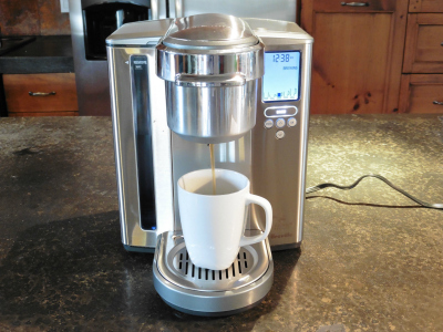 Breville Coffee Maker At The Bay : Breville Gourmet Single Serve Coffee Maker Review (BKC700XL)