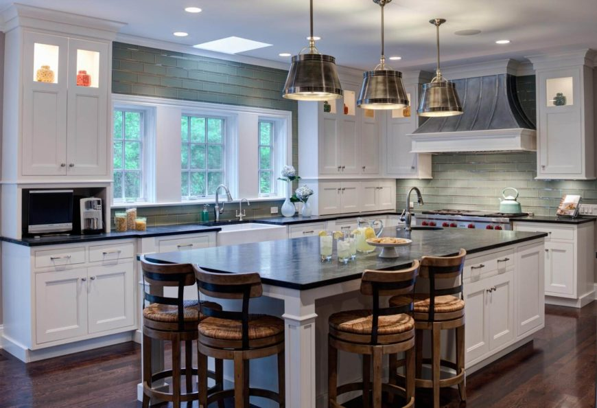 Incroyable Traditional Cottage Kitchen Design By Drury Design