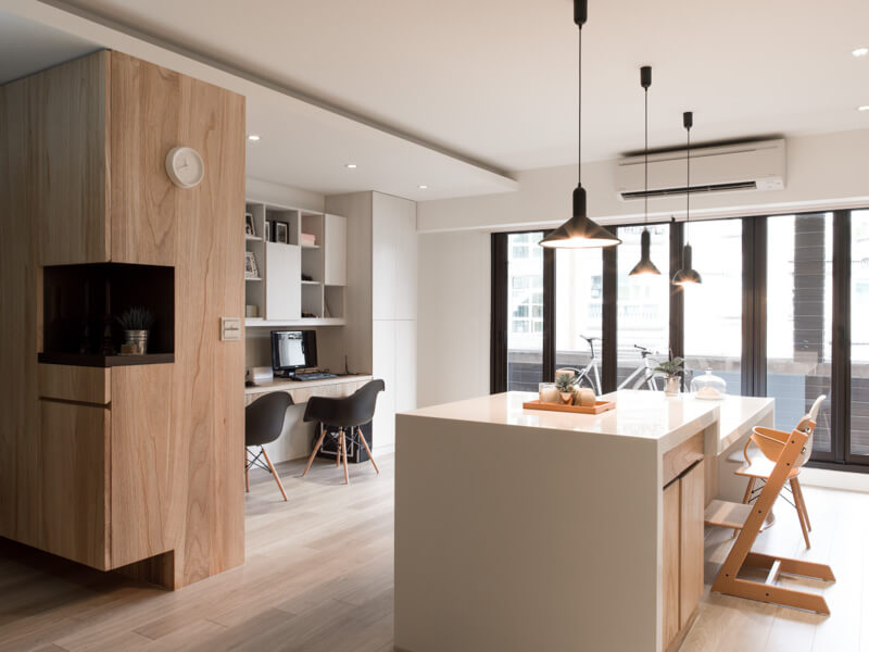 Longjiang Road House by PartiDesign