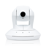 Wireless pan and tilt camera by Frontpoint Security