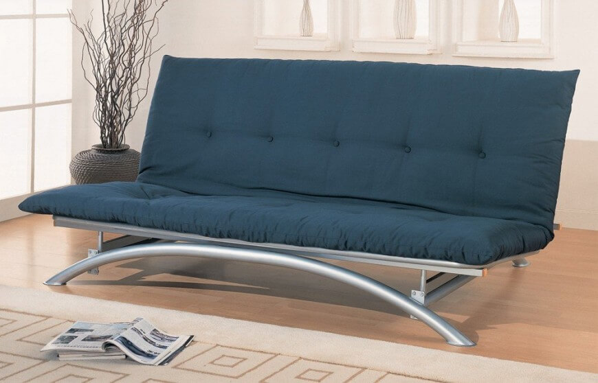 The Number One Advantage To An Armless Futon Is, When In Sleeping Mode, The