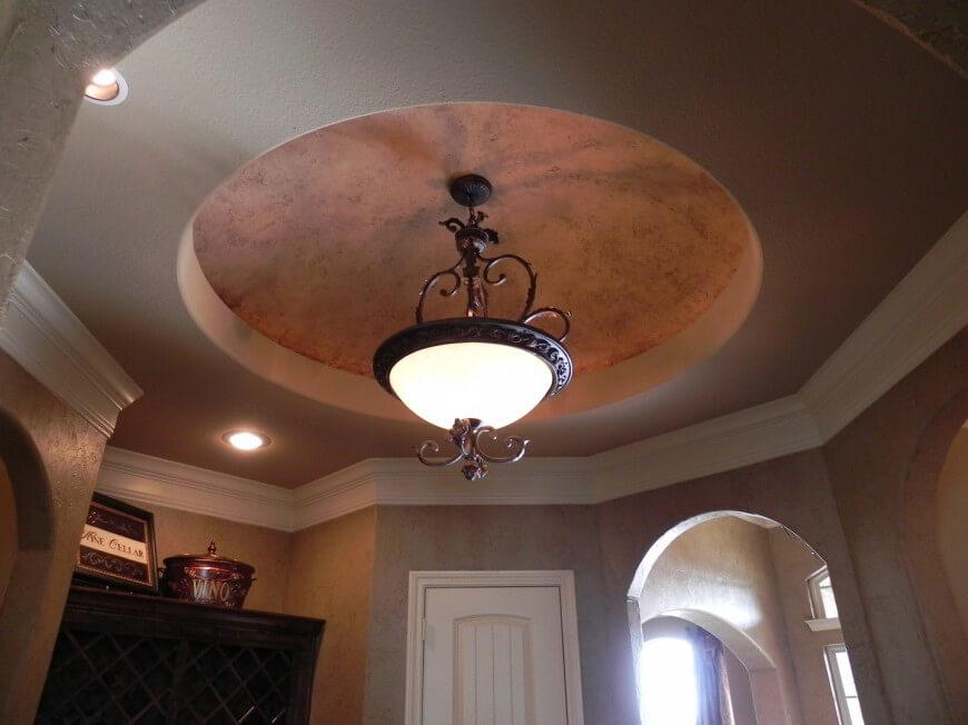 10 Elegant Residential Dome Ceiling Designs By Ceiltrim Inc