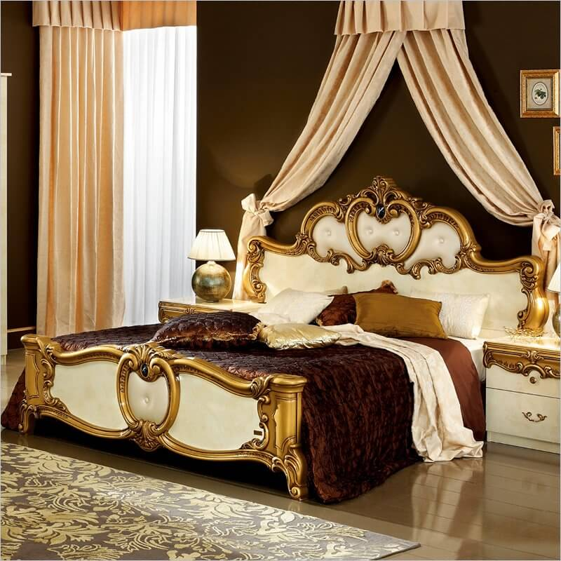A king size bed is the same length as a queen but much wider, with .