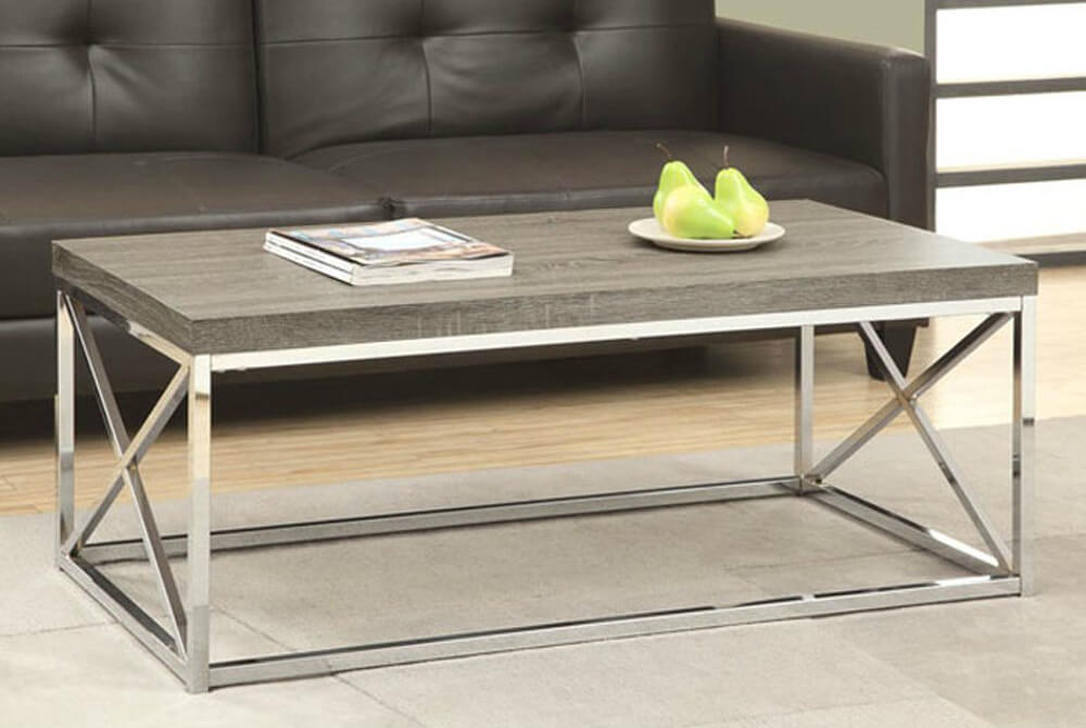metal coffee tables