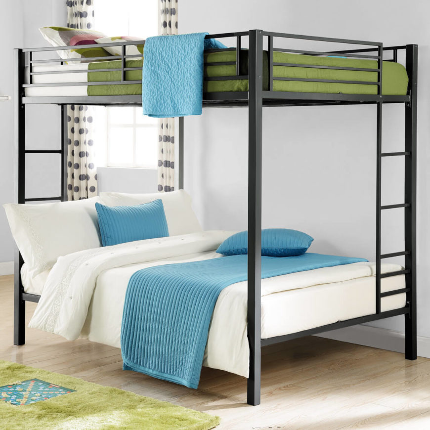16 different types of bunk beds ultimate bunk buying guide - Different types of bed frames ...
