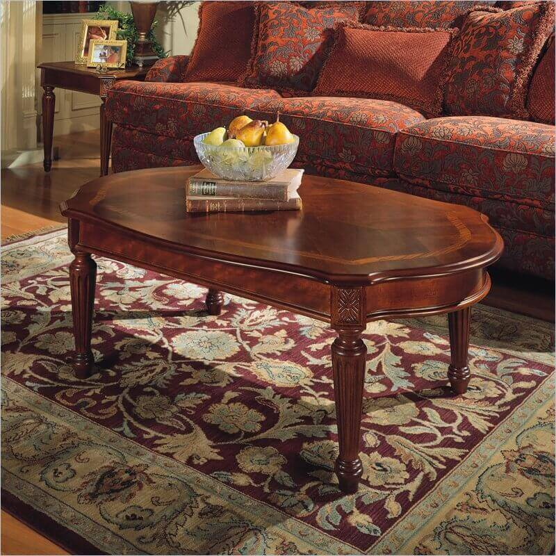 22 different types of coffee tables ultimate buying guide Traditional coffee table