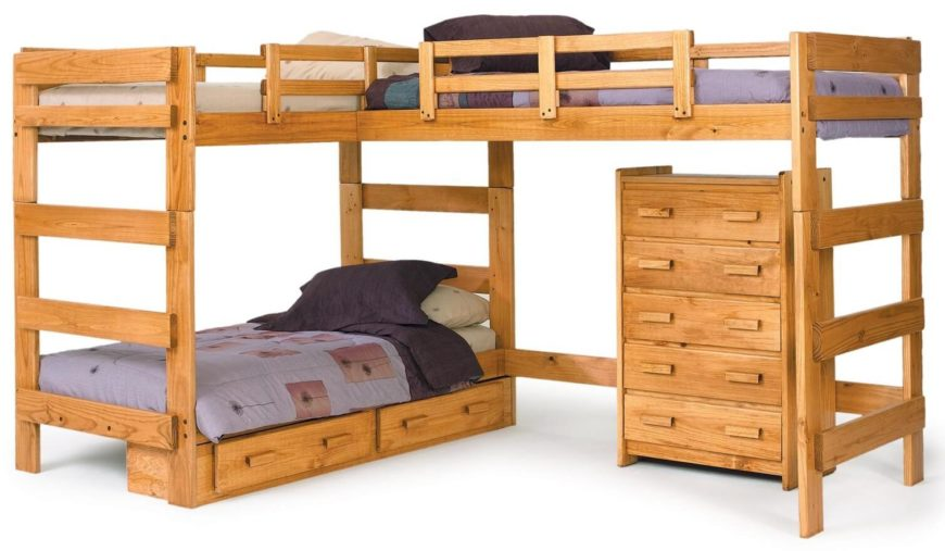 As The Name Implies, A Triple Bunk Bed Has Sleeping Space For Three. Some