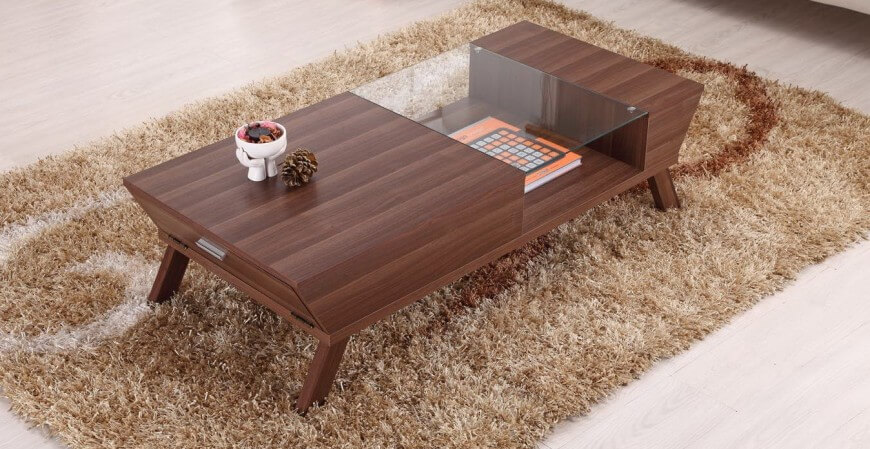 Delightful Wood Construction Is, As Always With Tables Of Any Variety, The Most Common  Construction