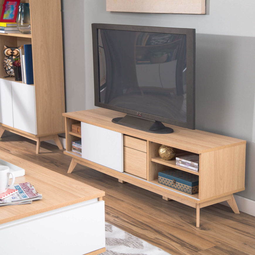16 types of tv stands comprehensive buying guide. Black Bedroom Furniture Sets. Home Design Ideas