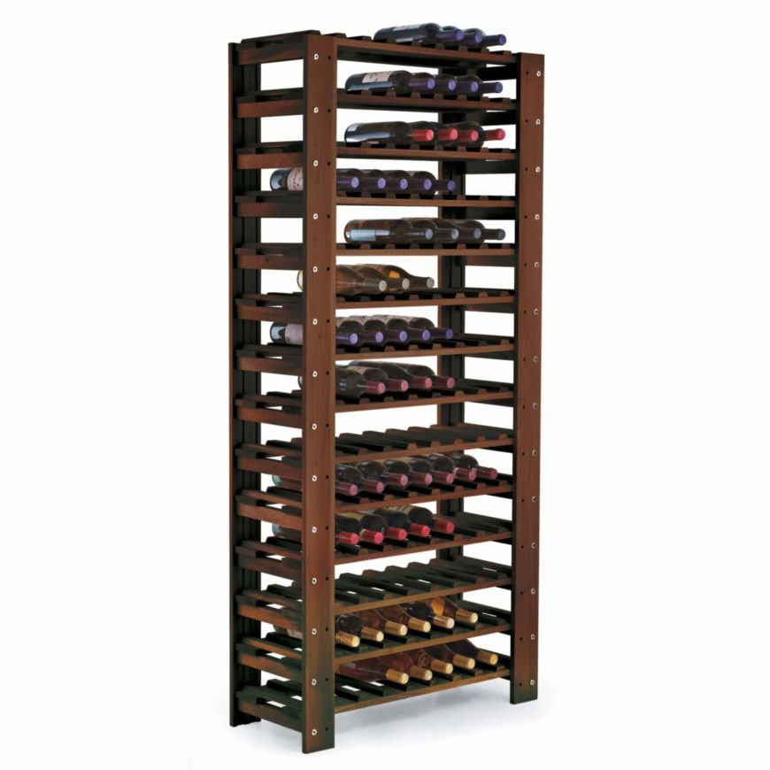 22 Wine Rack Ideas for 2018 (Buyers Guide)