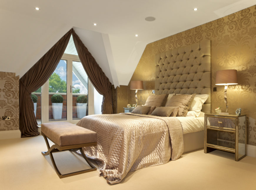 44 stylish master bedrooms with carpet. Black Bedroom Furniture Sets. Home Design Ideas