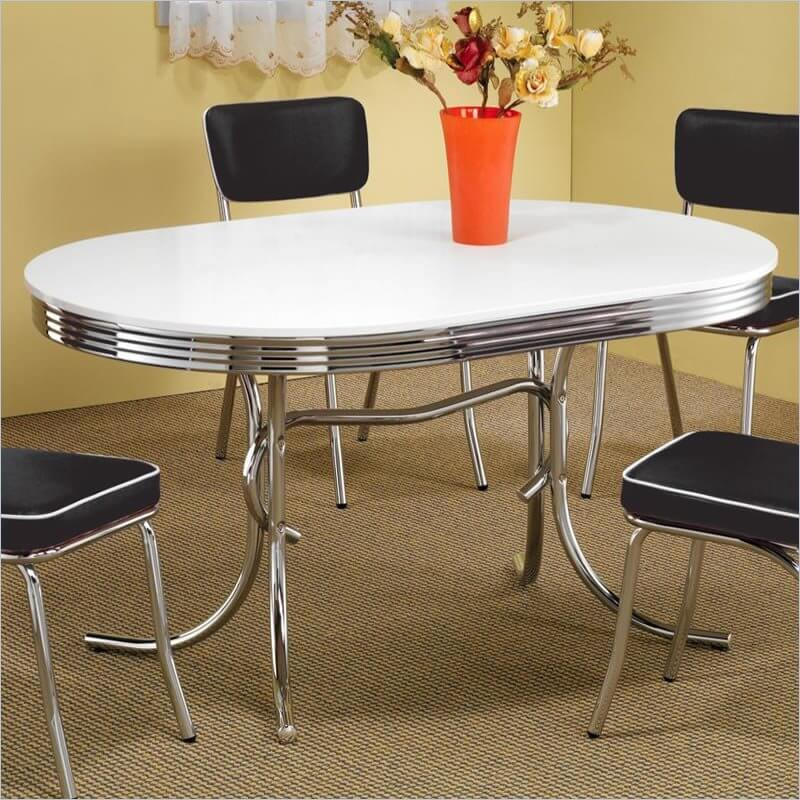 The Oval Design Is A Popular Choice, Allowing For The Sensuous Curves Of A  Round. Our Second Oval Table ...