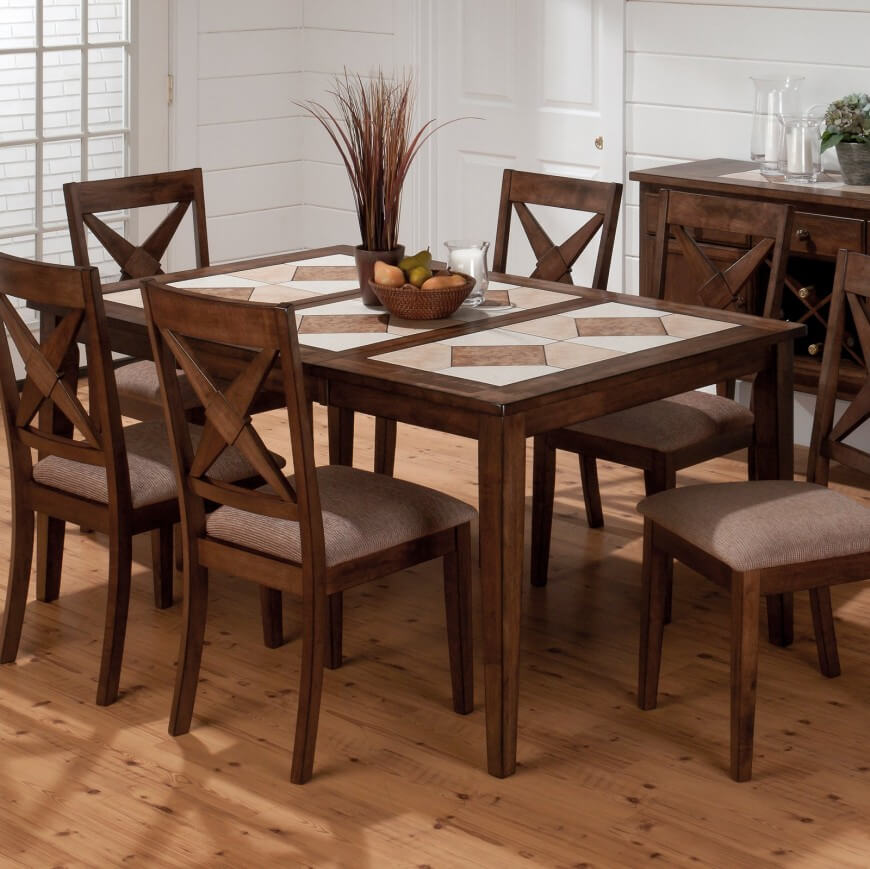 22 types of dining room tables (extensive buying guide)