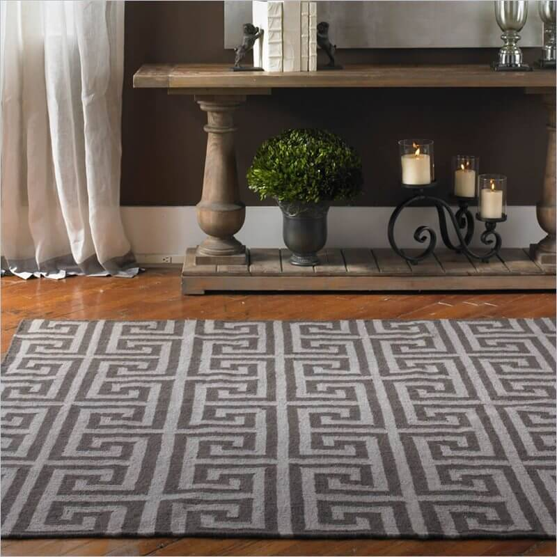 18 types of area rugs for living rooms bedrooms foyers for Types of carpets for home