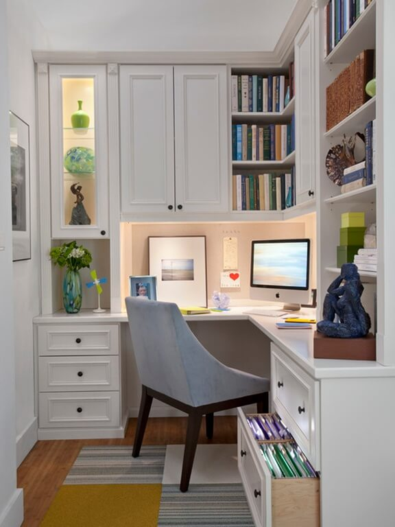 Groovy 150 Luxury Modern Home Office Design Ideas Pictures Largest Home Design Picture Inspirations Pitcheantrous