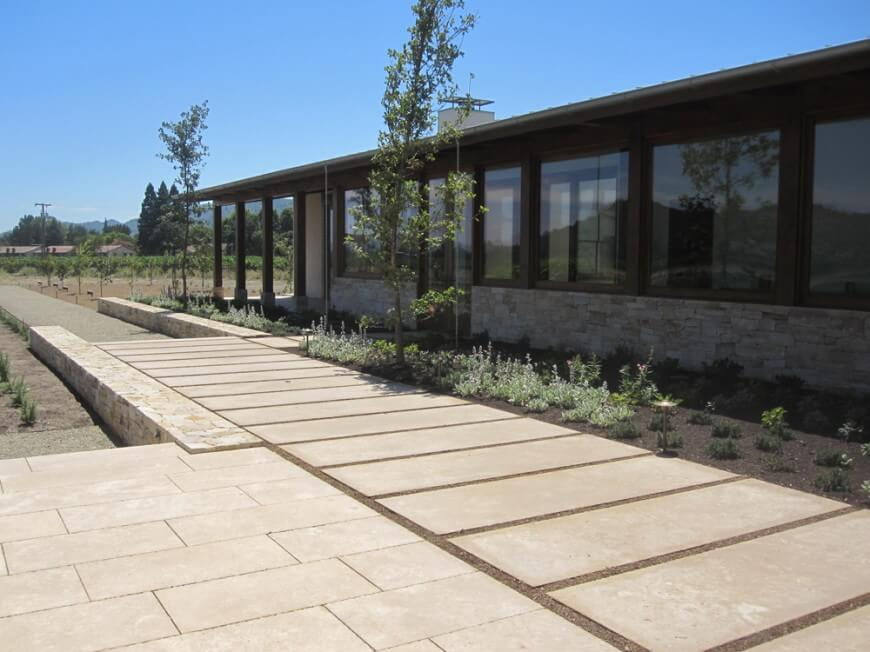Napa Home Featuring Coeur D Alene Limestone By Maiden