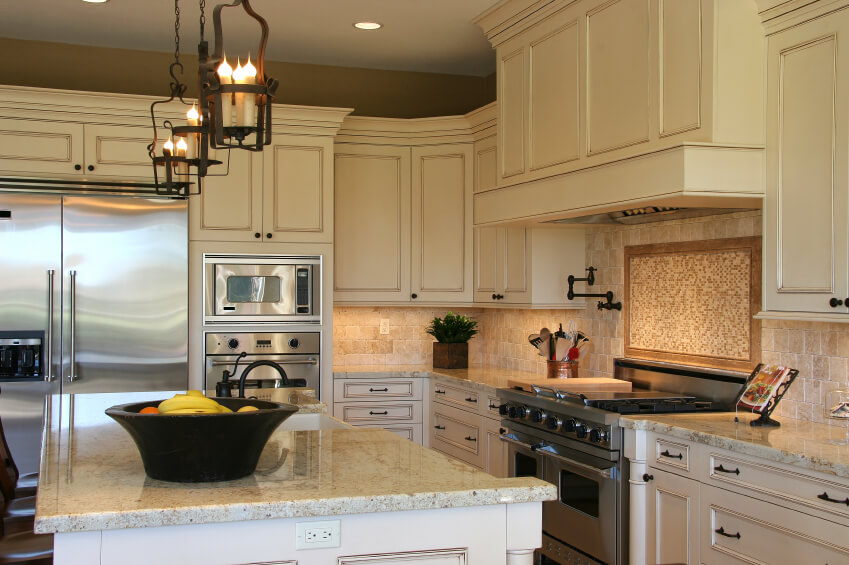 Very best 75 Kitchen Backsplash Ideas for 2018 (Tile, Glass, Metal etc.) QQ76