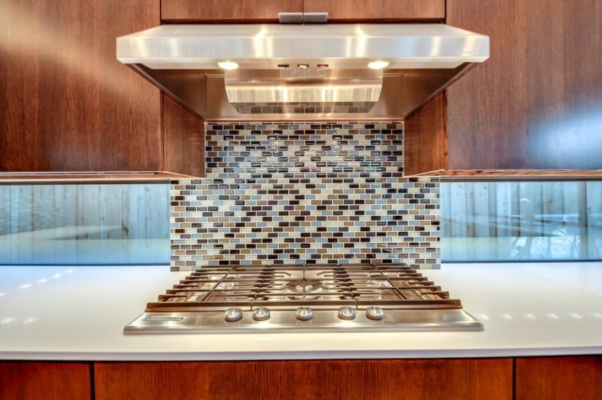 Well-liked 75 Kitchen Backsplash Ideas for 2018 (Tile, Glass, Metal etc.) RM27