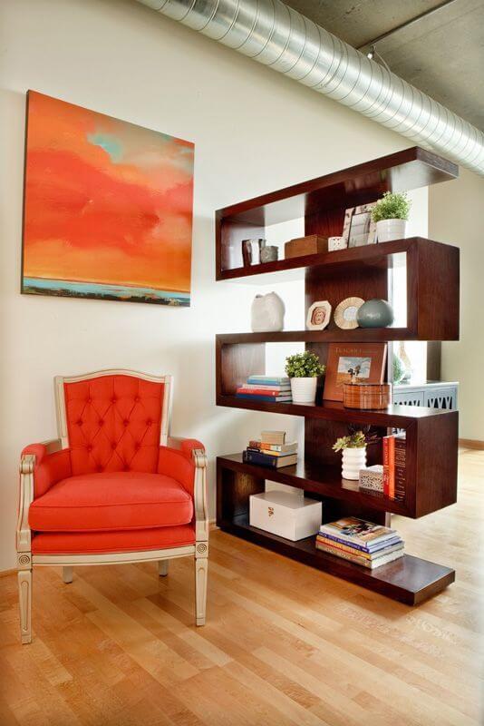 Garrison Hullinger Interior Design Creates Chic Condo