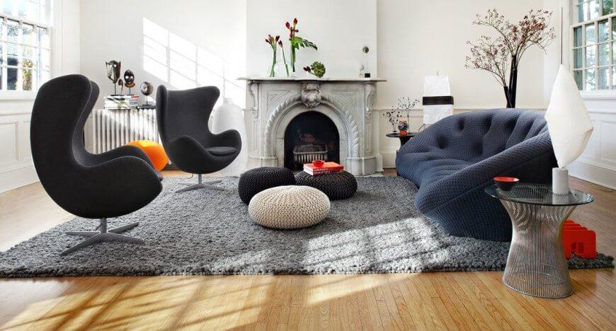 Beach home interior designs by emily gilbert