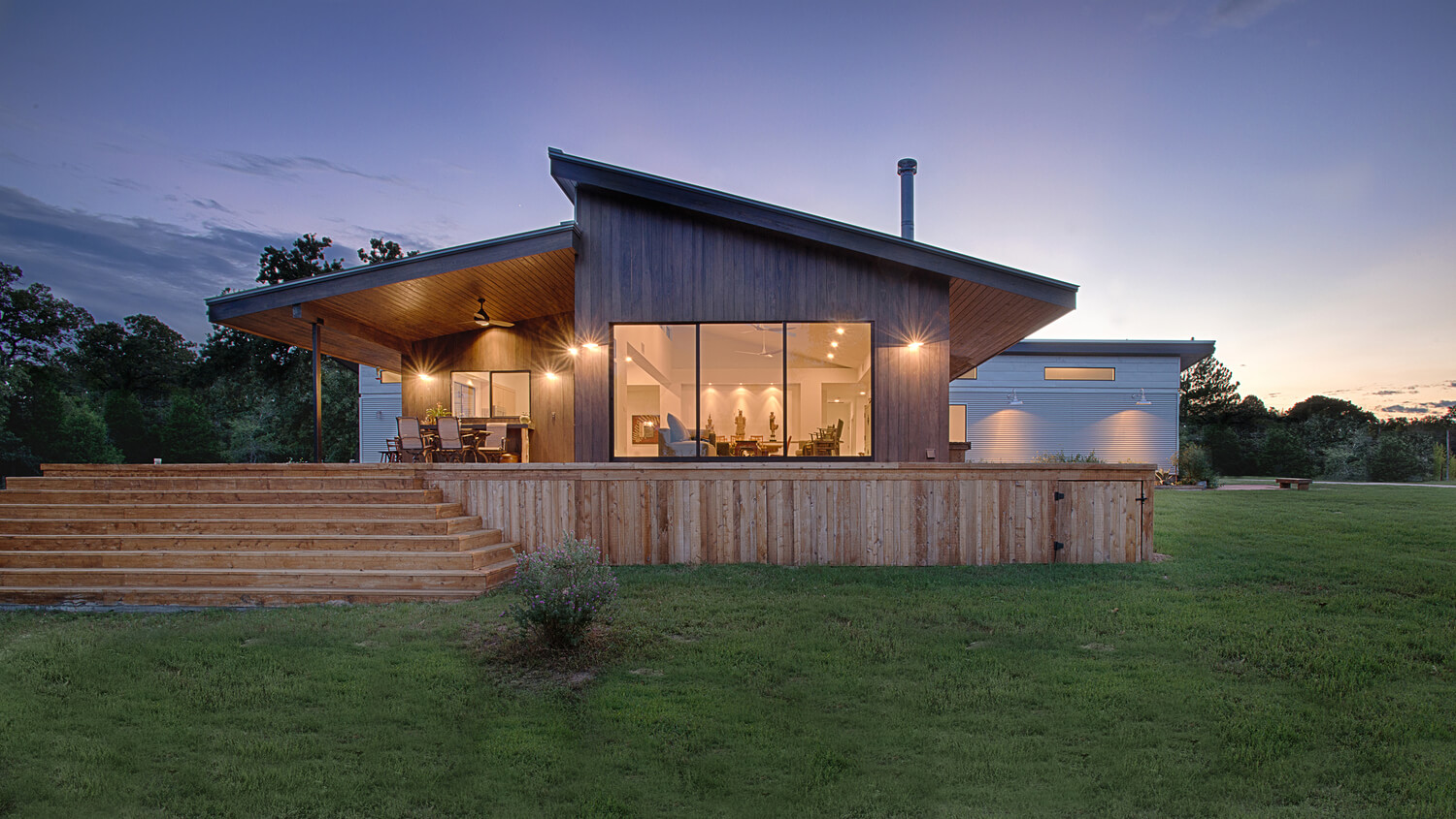 Eye-Opening Horizon House By MF Architecture