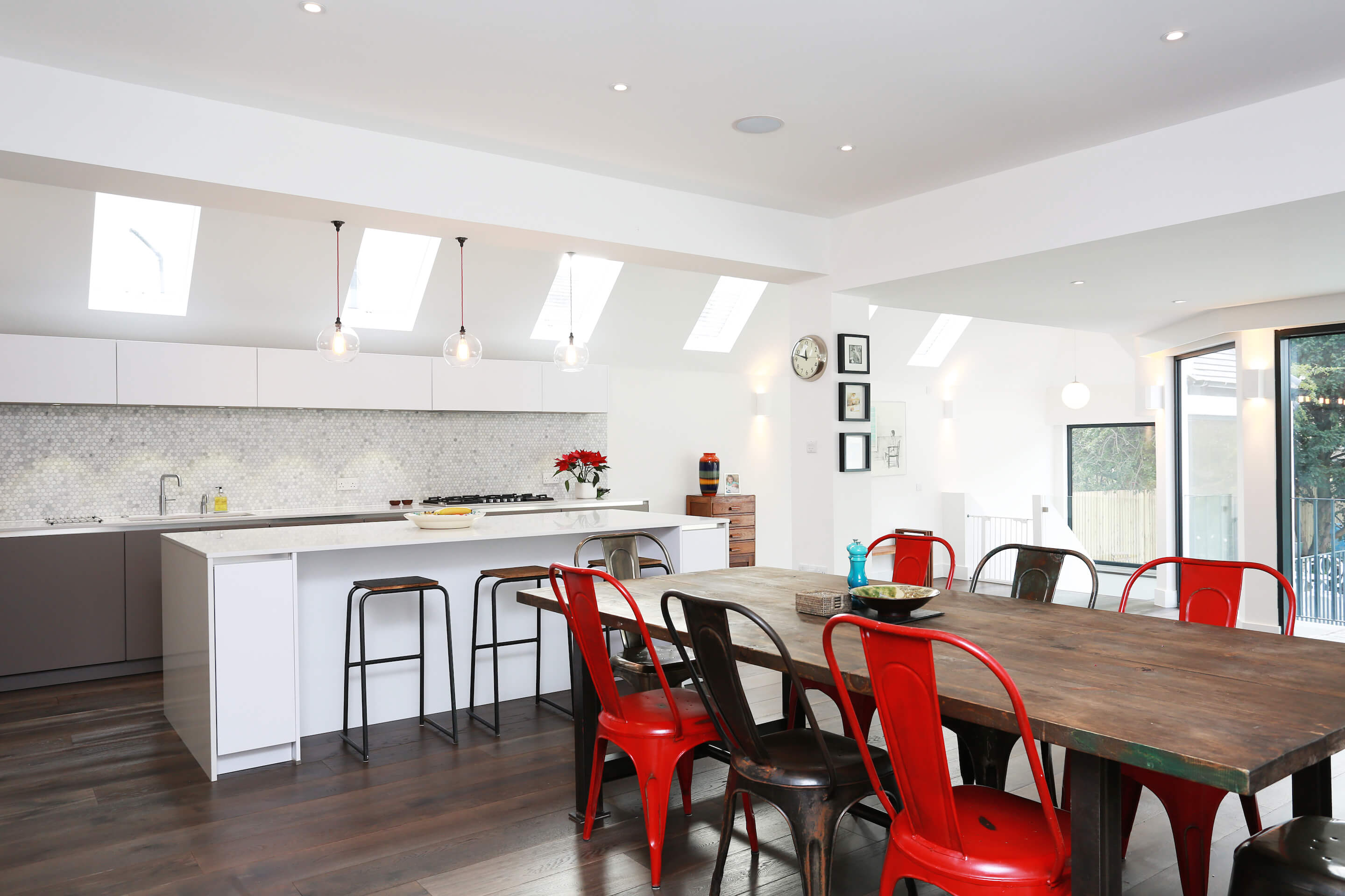 Grey kitchen modern kitchen london by lwk kitchens london - Grey Kitchen Modern Kitchen London By Lwk Kitchens London 9