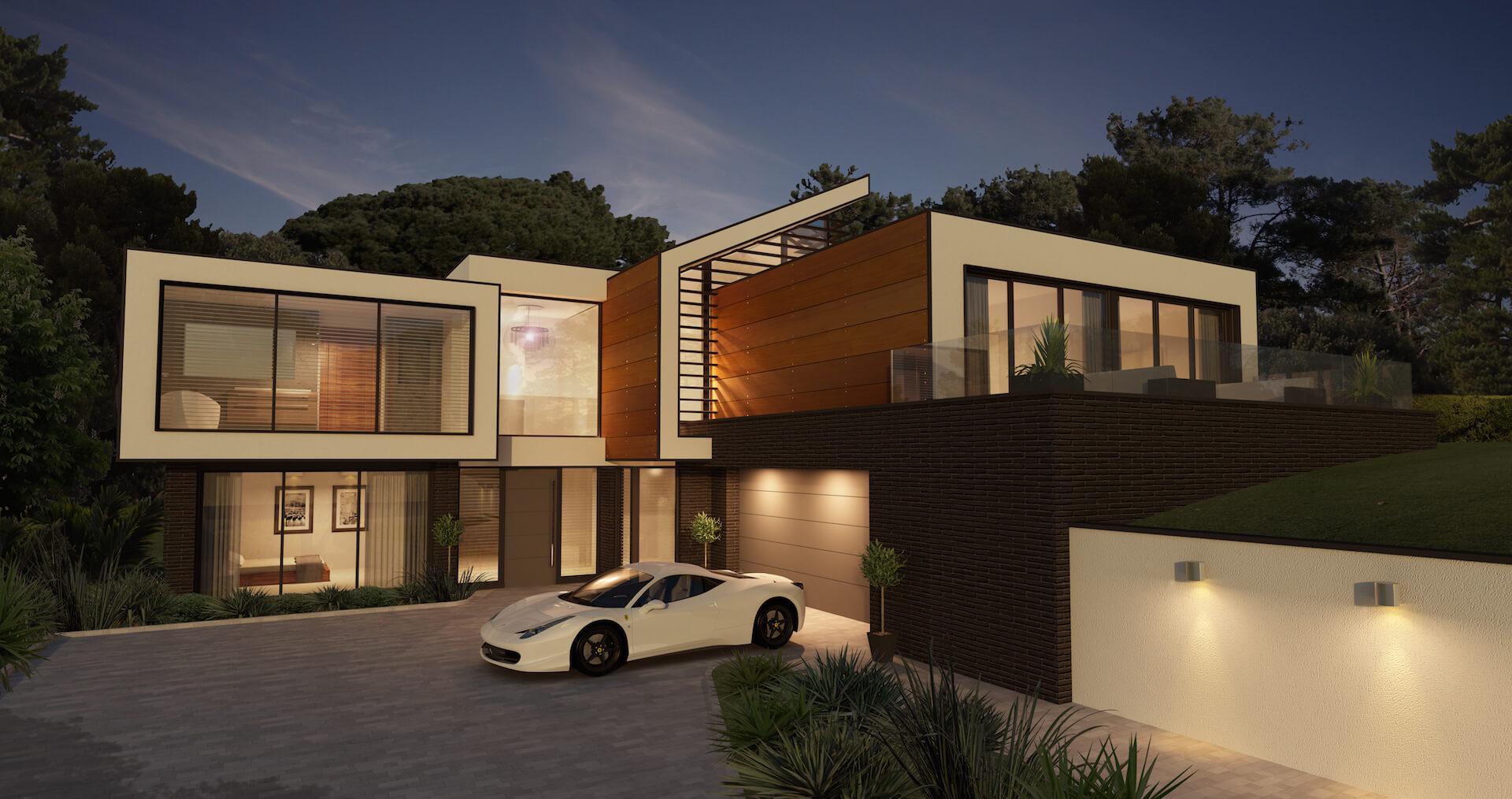 Intriguing b house by artigas arquitectes for Home stratosphere s interior design software free