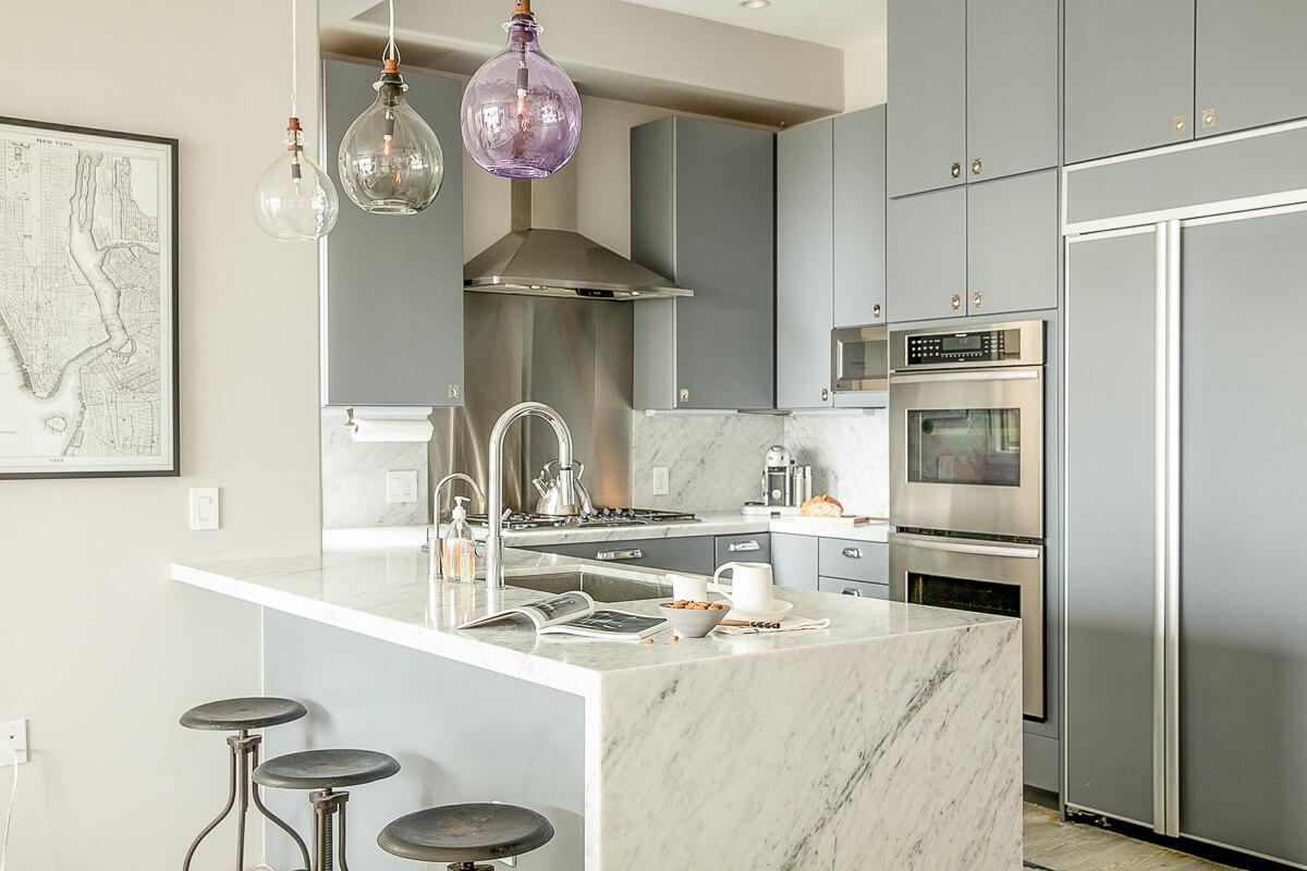Stunning Modern Penthouse Project By +Modern Design