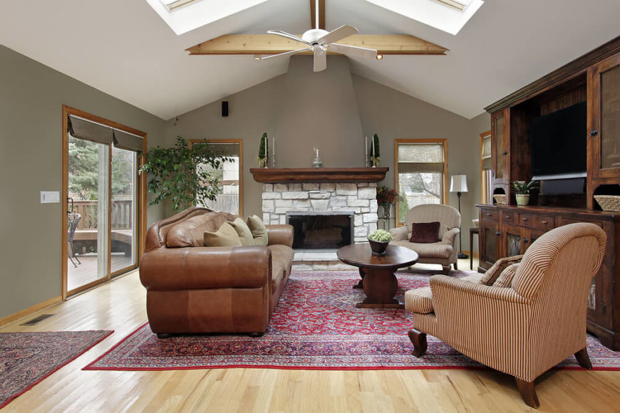 Living Room Colors With Wood Trim 22 Rooms Light Floors Pictures