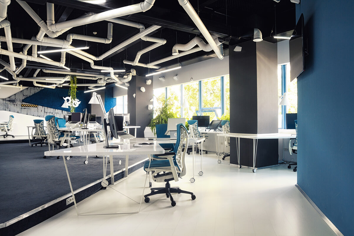 The Must-See 2O Offices by Ezzo (Pictures)
