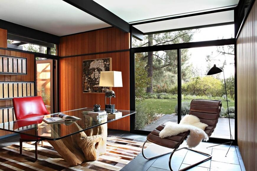 Incredible 150 Luxury Modern Home Office Design Ideas Pictures Largest Home Design Picture Inspirations Pitcheantrous