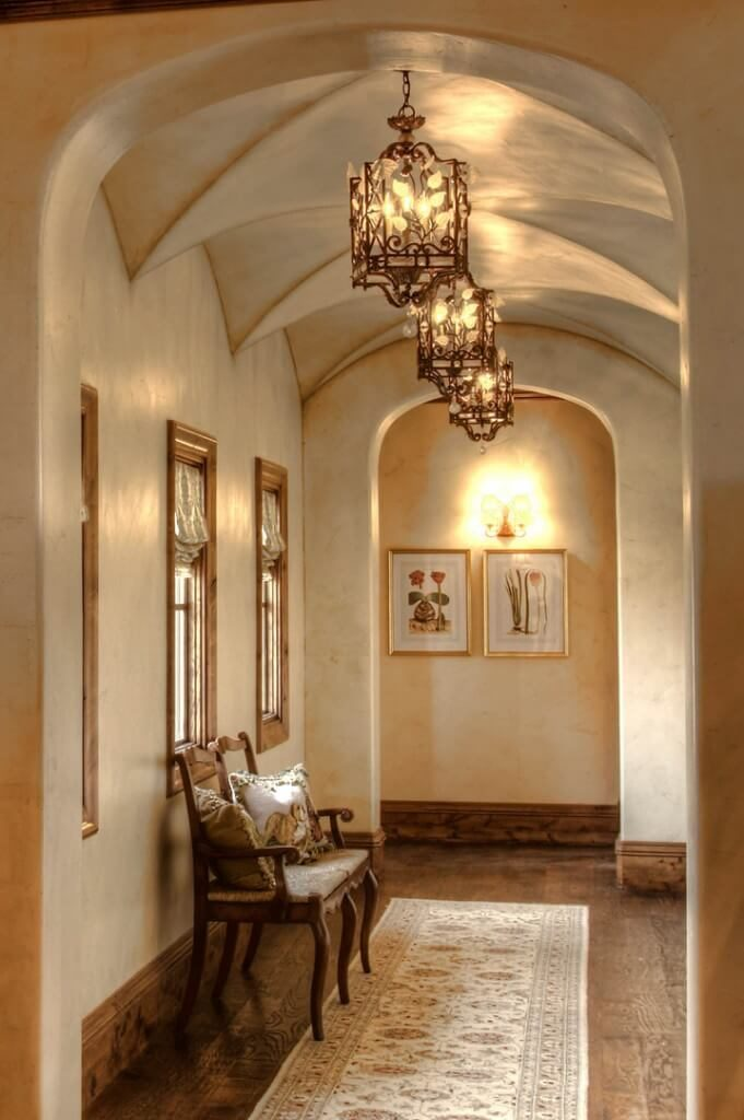 Entrance Hall Wall Lights : 36 Different Types of Foyers and Design Ideas (100 s of Photos)