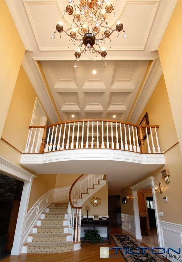 Foyer Ceiling Wall : Different types of foyers and design ideas s