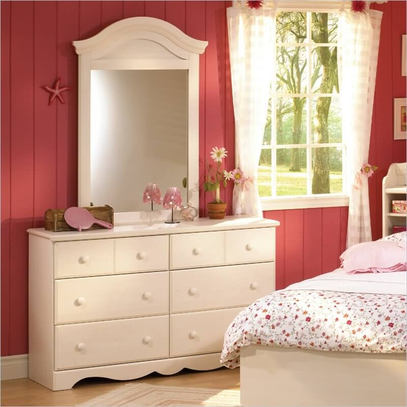 Shown in a little girl s room  a simple chair could transform this into a  dresser. 143 Home Storage and Organization Ideas  Room by Room