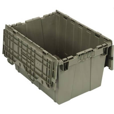 These bins are sturdy and will keep bugs and critters out of any fabric or food items you store in them.