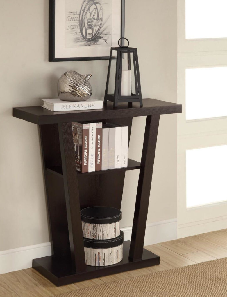 Discover 41 types of foyer tables for accents and storage - Table vitroceramique 3 foyers ...