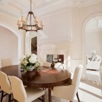24 Stunning Dining Rooms With Chandeliers