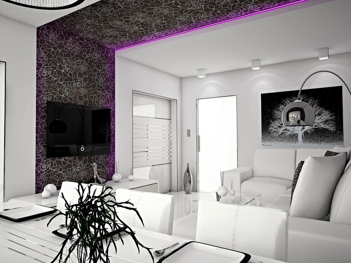 Dichotomous Living-Garden House in Katowice by Robert Konieczny ...
