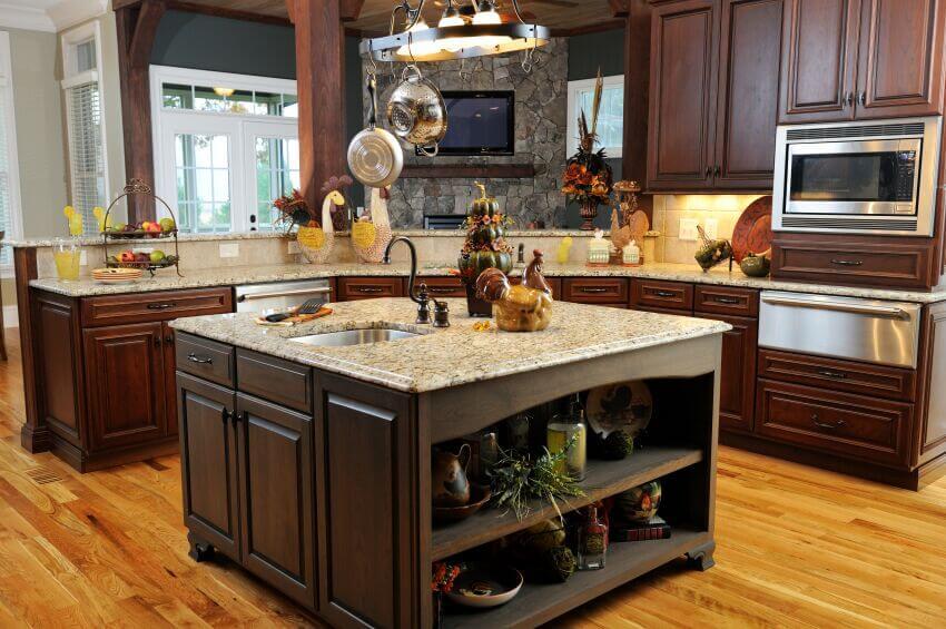 11-Pot Rack Kitchens