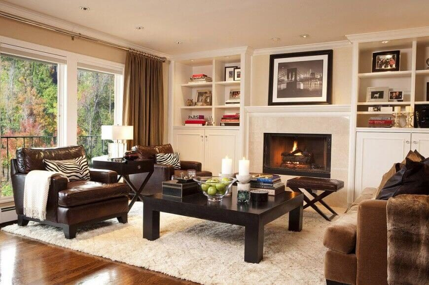 Cozy Living Rooms 25 cozy living room tips and ideas for small and big living rooms