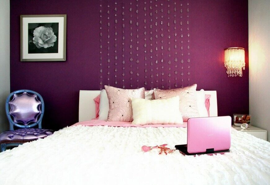 40 Comfortable Bedrooms with an Interesting Accent Wall DETAILED Magnificent Accent Walls For Bedrooms