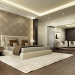 24 Comfortable Bedrooms with an Engaging Accent Wall