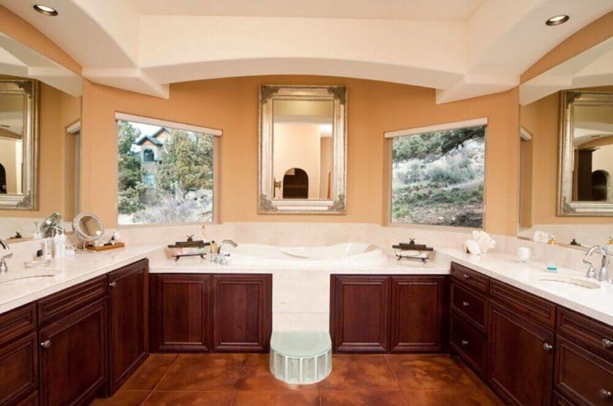 Bathroom Vanities Boise 28 gorgeous bathrooms with dark cabinets (lots of variety)