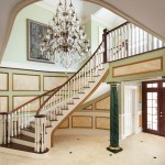23 Elegant Foyers with Spectacular Chandeliers