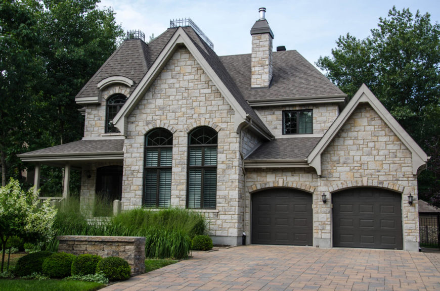 17 different types of house siding with photo examples Types of stone for home exterior