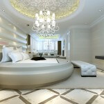 28 Fabulous Bedrooms Without Headboards