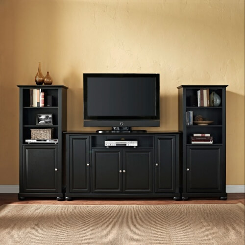 The Best Man Cave Entertainment Centers From Around The Web Tons Of