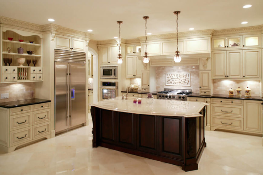 Of Our Very Best Traditional Kitchen Designs Fantastic Pictures