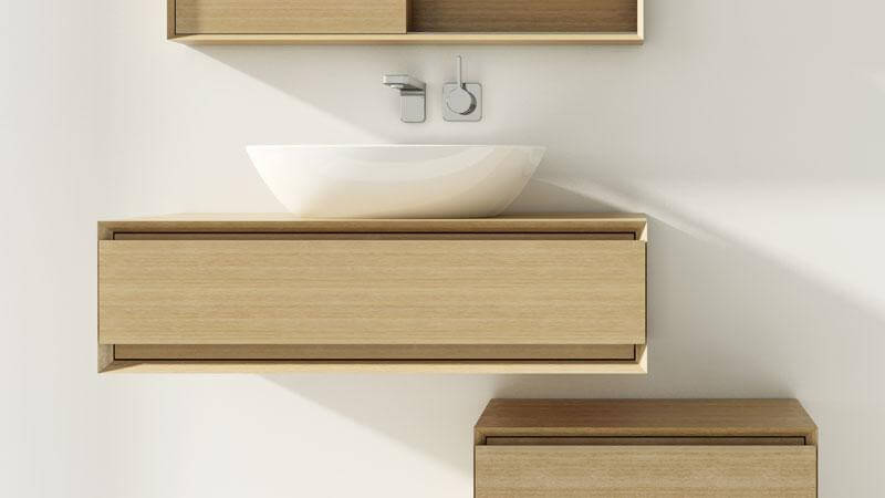 While similar in aesthetics to the M Collection, the Metro Series is inspired by urban living and was created to ensure that the parent M Collection has options to fit any size or style bathroom, including small powder rooms.