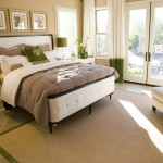 32 Exquisite Master Bedrooms with French Doors